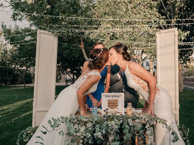 La boda de Laura y Erika en La Cañada De Calatrava, Ciudad Real 88