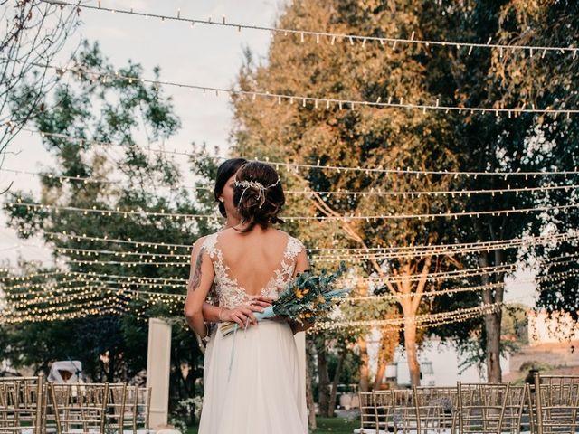 La boda de Laura y Erika en La Cañada De Calatrava, Ciudad Real 112