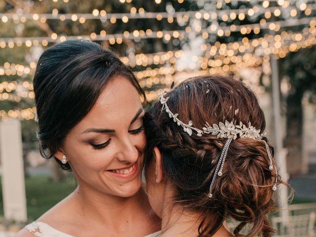 La boda de Laura y Erika en La Cañada De Calatrava, Ciudad Real 115