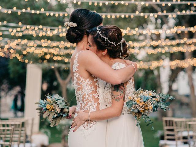 La boda de Laura y Erika en La Cañada De Calatrava, Ciudad Real 116