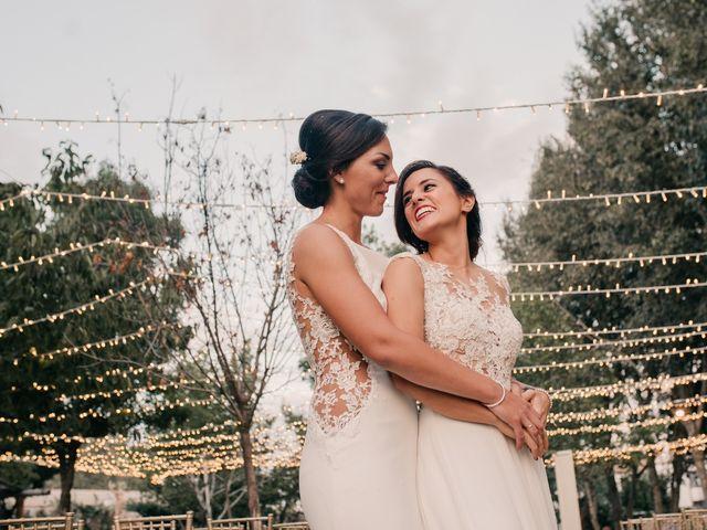 La boda de Laura y Erika en La Cañada De Calatrava, Ciudad Real 119
