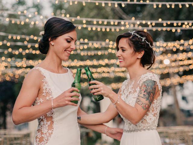 La boda de Erika y Laura
