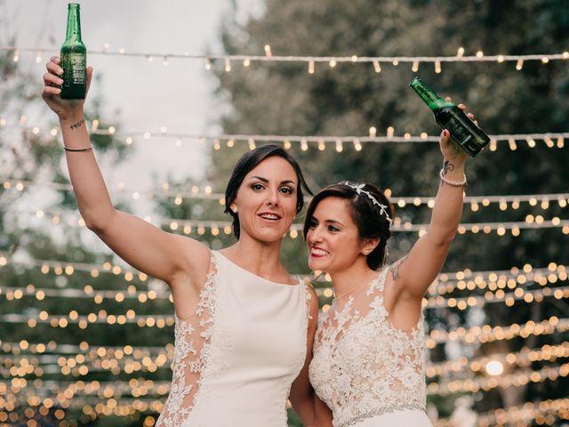 La boda de Laura y Erika en La Cañada De Calatrava, Ciudad Real 123