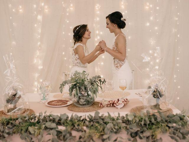 La boda de Laura y Erika en La Cañada De Calatrava, Ciudad Real 148