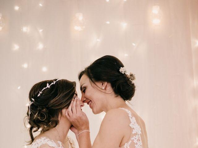 La boda de Laura y Erika en La Cañada De Calatrava, Ciudad Real 149
