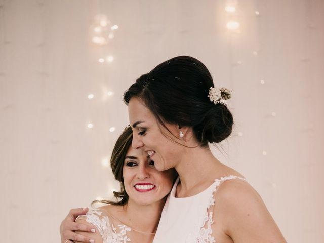 La boda de Laura y Erika en La Cañada De Calatrava, Ciudad Real 150