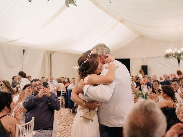 La boda de Laura y Erika en La Cañada De Calatrava, Ciudad Real 153