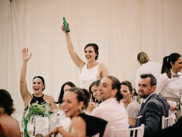 La boda de Laura y Erika en La Cañada De Calatrava, Ciudad Real 155