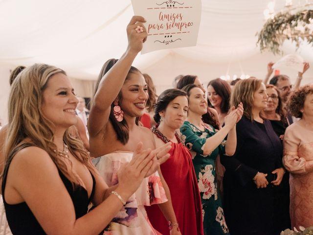 La boda de Laura y Erika en La Cañada De Calatrava, Ciudad Real 162