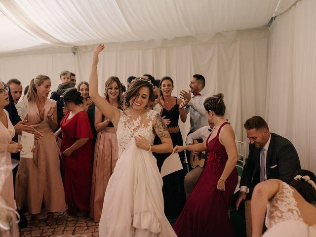 La boda de Laura y Erika en La Cañada De Calatrava, Ciudad Real 163