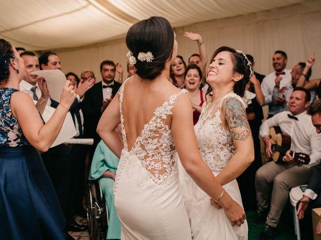 La boda de Laura y Erika en La Cañada De Calatrava, Ciudad Real 165