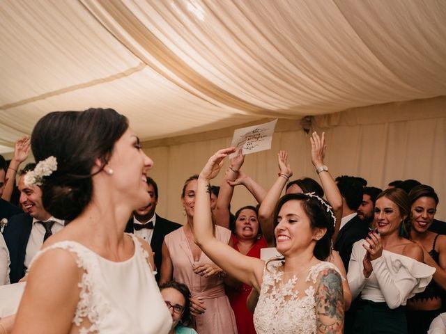 La boda de Laura y Erika en La Cañada De Calatrava, Ciudad Real 166