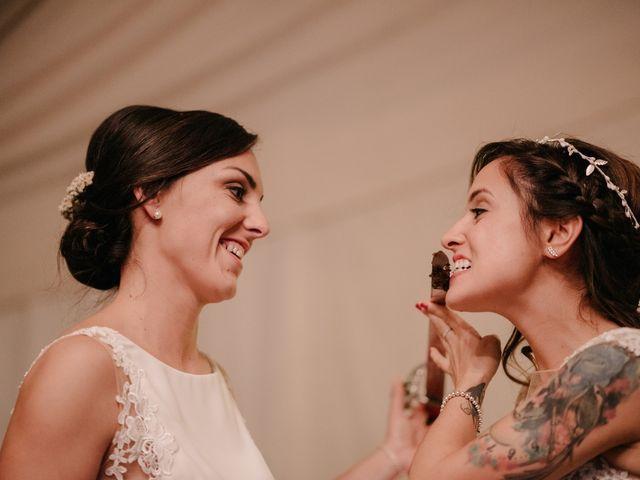 La boda de Laura y Erika en La Cañada De Calatrava, Ciudad Real 171