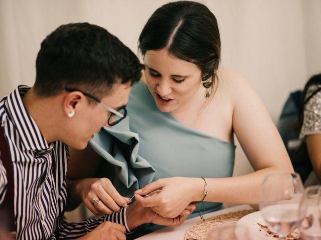 La boda de Laura y Erika en La Cañada De Calatrava, Ciudad Real 177