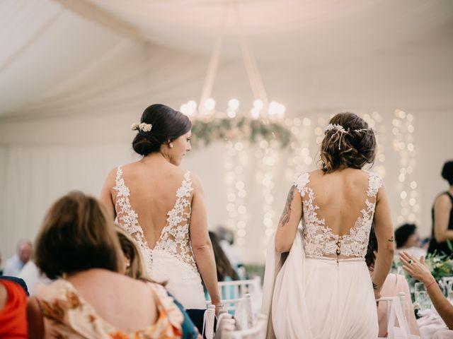 La boda de Laura y Erika en La Cañada De Calatrava, Ciudad Real 181