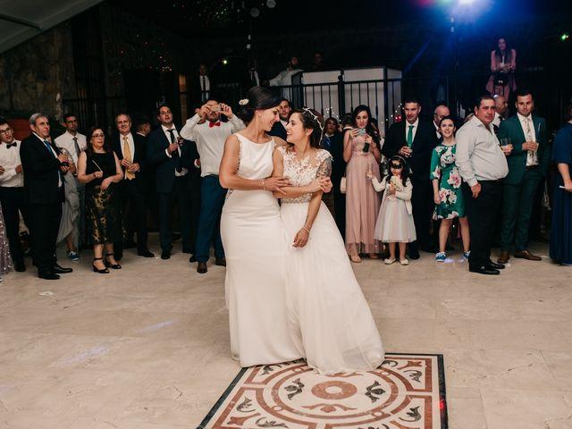 La boda de Laura y Erika en La Cañada De Calatrava, Ciudad Real 185