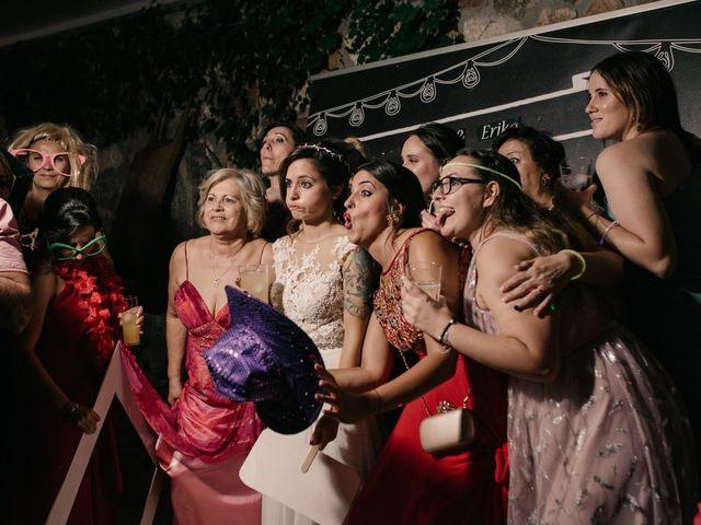La boda de Laura y Erika en La Cañada De Calatrava, Ciudad Real 192