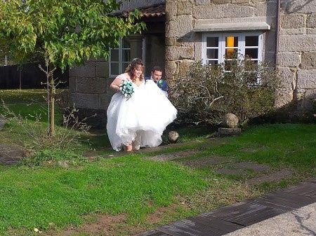 La boda de Jose y Ruth en Pontevedra, Pontevedra 3