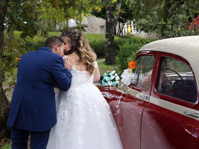 La boda de Jose y Ruth en Pontevedra, Pontevedra 5