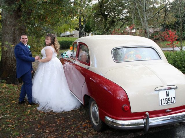 La boda de Jose y Ruth en Pontevedra, Pontevedra 6