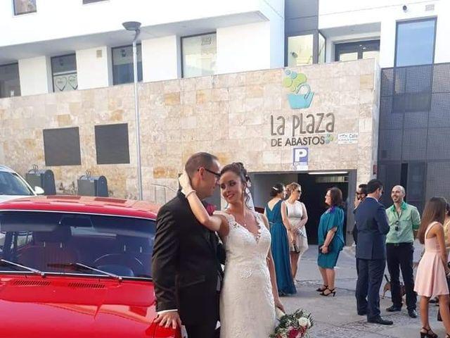 La boda de Juan Bautista y Elizabeth en Priego De Cordoba, Córdoba 7