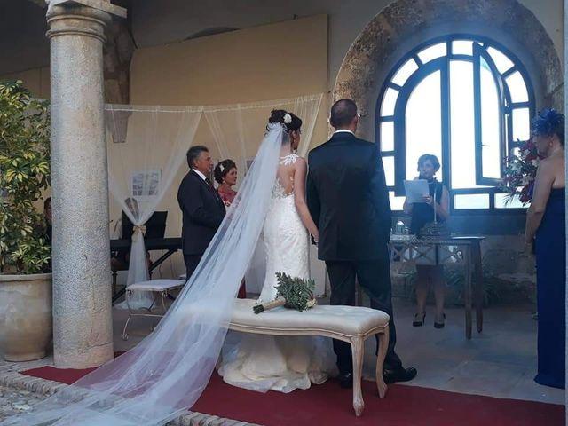 La boda de Juan Bautista y Elizabeth en Priego De Cordoba, Córdoba 8