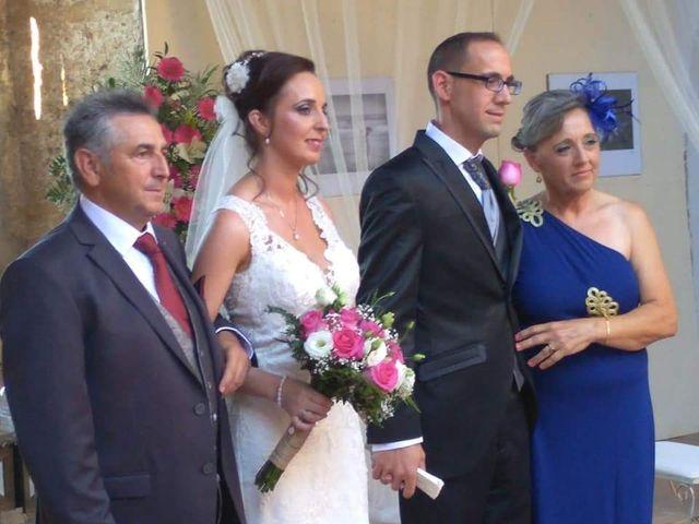 La boda de Juan Bautista y Elizabeth en Priego De Cordoba, Córdoba 11