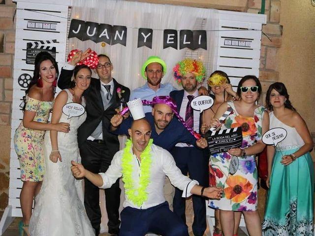 La boda de Juan Bautista y Elizabeth en Priego De Cordoba, Córdoba 15