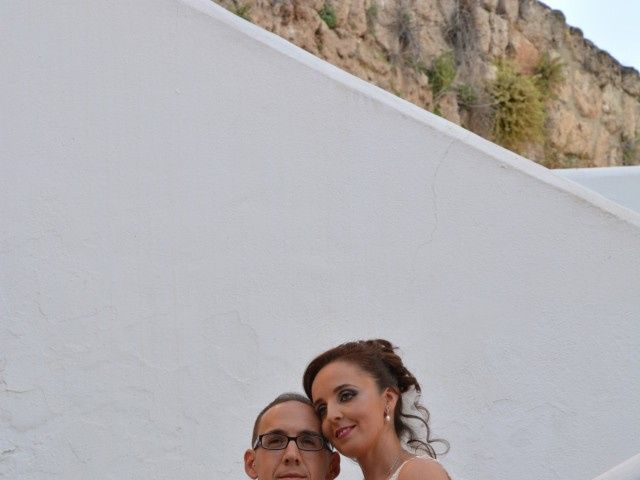 La boda de Juan Bautista y Elizabeth en Priego De Cordoba, Córdoba 22