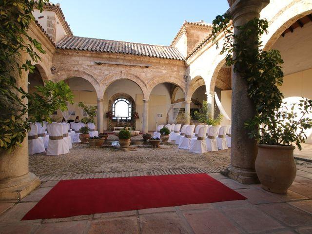 La boda de Juan Bautista y Elizabeth en Priego De Cordoba, Córdoba 25