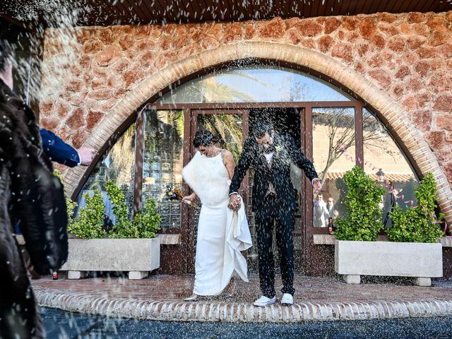 La boda de David y Gemma en Ciudad Real, Ciudad Real 1