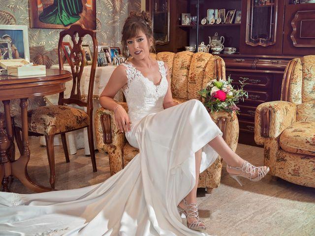 La boda de Agri y Ascen en La Roda, Albacete 7