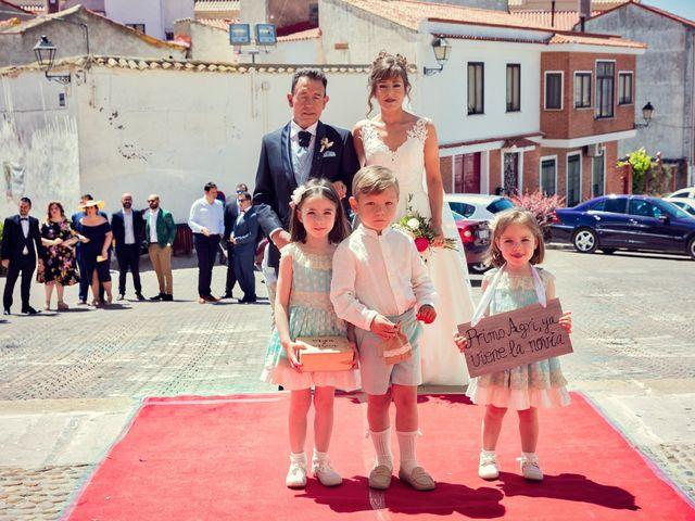 La boda de Agri y Ascen en La Roda, Albacete 11
