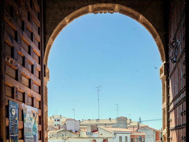 La boda de Agri y Ascen en La Roda, Albacete 12