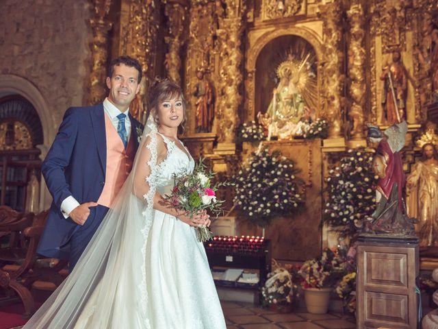 La boda de Agri y Ascen en La Roda, Albacete 13