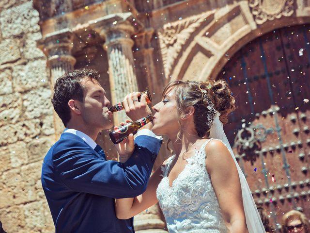 La boda de Agri y Ascen en La Roda, Albacete 15