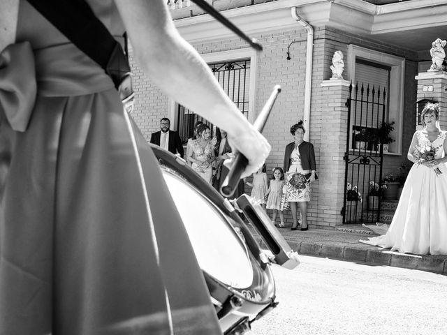 La boda de Agri y Ascen en La Roda, Albacete 46