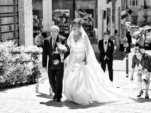 La boda de Agri y Ascen en La Roda, Albacete 47