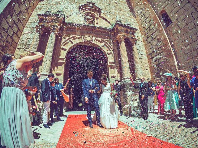 La boda de Agri y Ascen en La Roda, Albacete 55