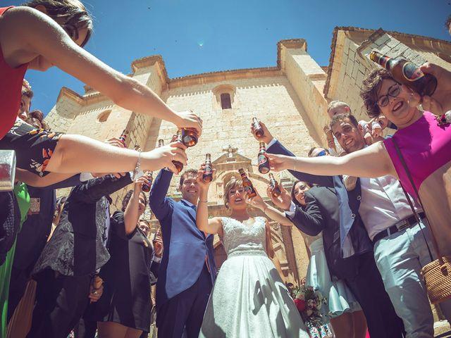 La boda de Agri y Ascen en La Roda, Albacete 56