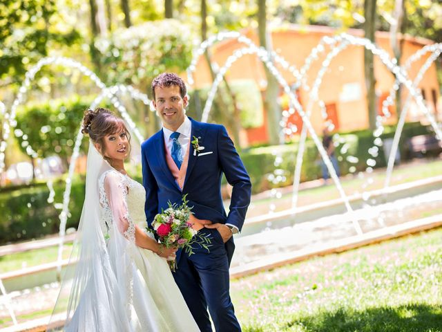 La boda de Agri y Ascen en La Roda, Albacete 57
