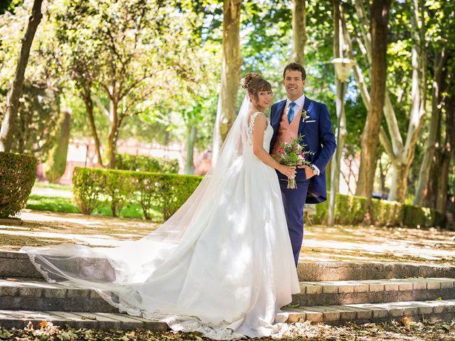 La boda de Agri y Ascen en La Roda, Albacete 61