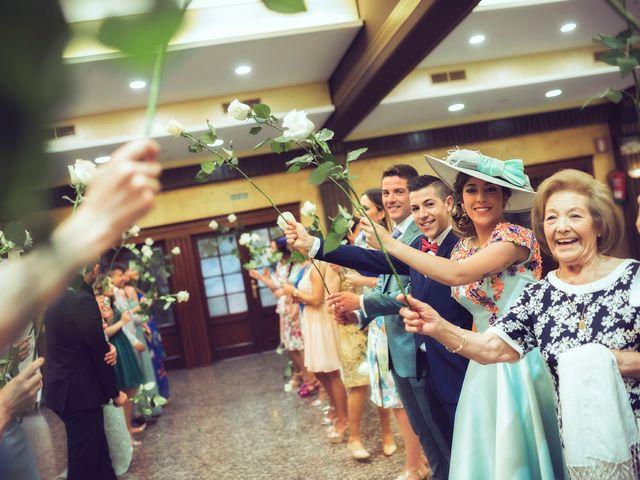 La boda de Agri y Ascen en La Roda, Albacete 65