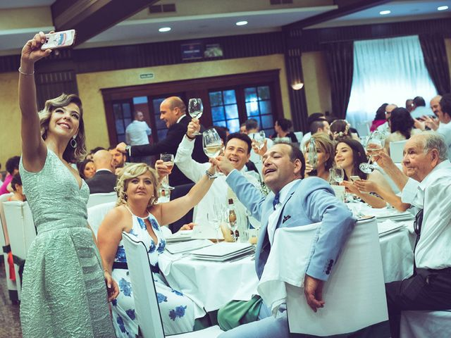 La boda de Agri y Ascen en La Roda, Albacete 68