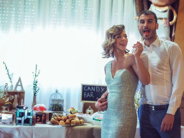 La boda de Agri y Ascen en La Roda, Albacete 72