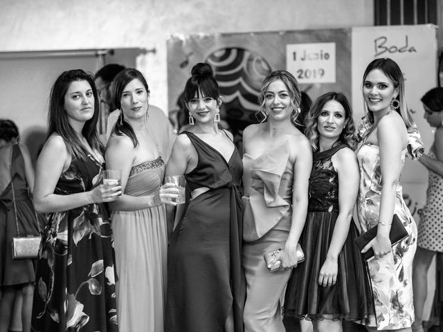 La boda de Agri y Ascen en La Roda, Albacete 76