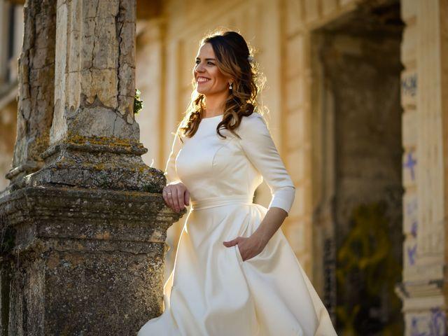 La boda de Javi y Carmen en San Clemente, Cuenca 1