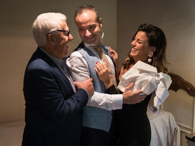 La boda de Javi y Carmen en San Clemente, Cuenca 9
