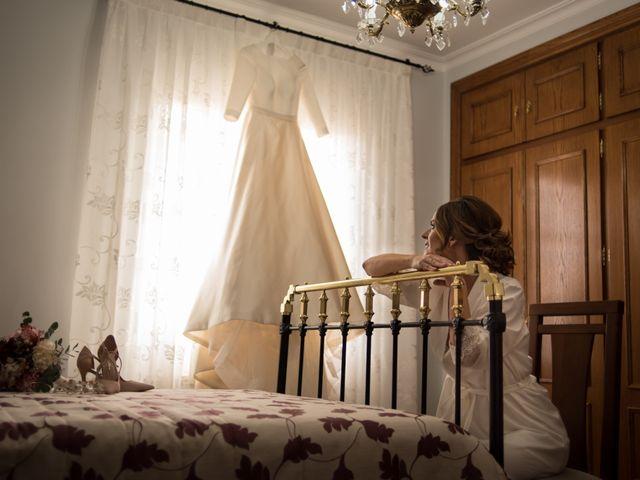 La boda de Javi y Carmen en San Clemente, Cuenca 10