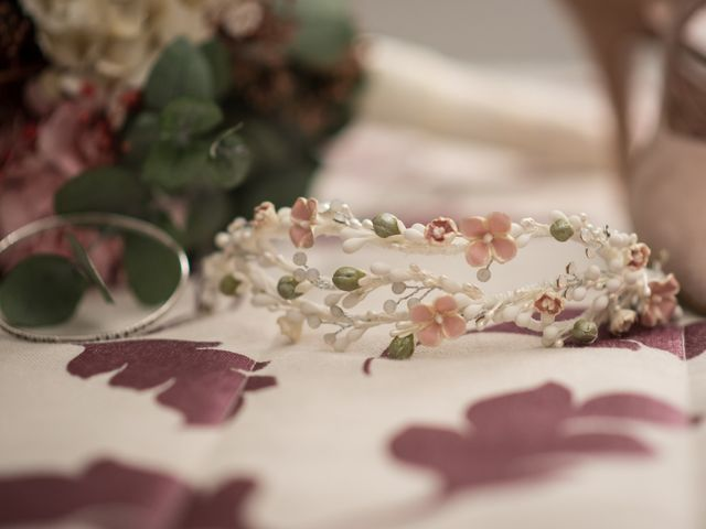 La boda de Javi y Carmen en San Clemente, Cuenca 11